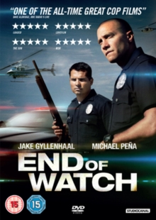 End of Watch, DVD  DVD