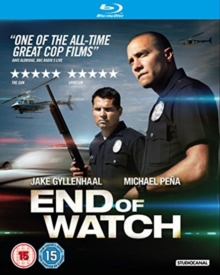 End of Watch, Blu-ray