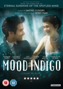 Mood Indigo, DVD