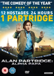Alan Partridge: Alpha Papa, DVD