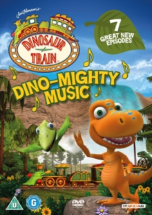 Dinosaur Train: Dino-mighty Music, DVD