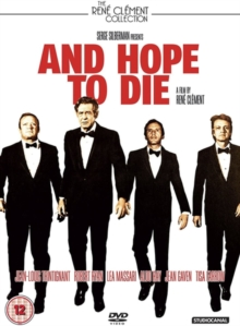 And Hope to Die, DVD