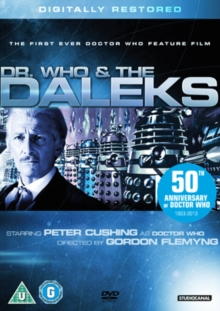 Doctor Who and the Daleks, DVD