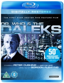 Doctor Who and the Daleks, Blu-ray