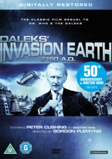 Daleks - Invasion Earth 2150 A.D., DVD  DVD