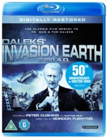 Daleks - Invasion Earth 2150 A.D., Blu-ray