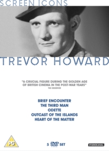 Trevor Howard: Collection, DVD