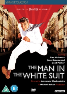 The Man in the White Suit, DVD