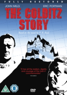 The Colditz Story, DVD