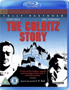 The Colditz Story, Blu-ray