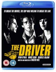 The Driver, Blu-ray