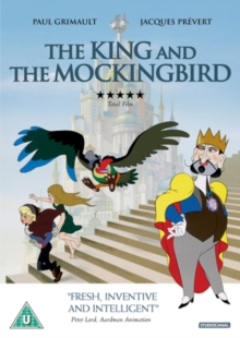 The King and the Mockingbird, DVD DVD