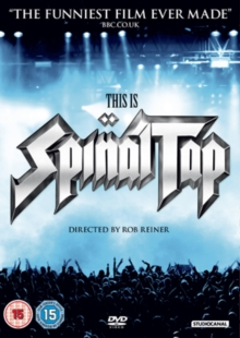 This Is Spinal Tap, DVD