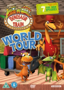 Dinosaur Train: World Tour, DVD