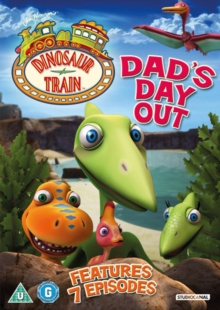 Dinosaur Train: Dad's Day Out, DVD