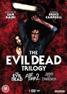 The Evil Dead Trilogy, DVD