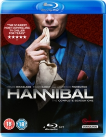 Hannibal: The Complete Season One, Blu-ray