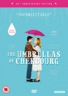 The Umbrellas of Cherbourg, DVD