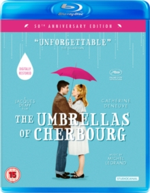 The Umbrellas of Cherbourg, Blu-ray