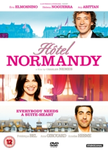 Hôtel Normandy, DVD
