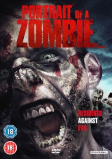 Portrait of a Zombie, DVD