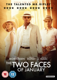 The Two Faces of January, DVD