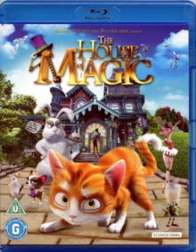 The House of Magic, Blu-ray BluRay