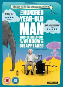 The 100-year-old Man Who Climbed Out the Window and Disappeared, DVD