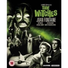 The Witches, Blu-ray