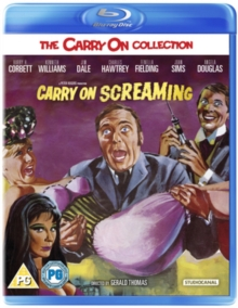 Carry On Screaming, Blu-ray