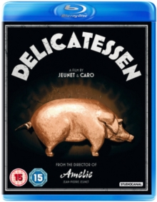 Delicatessen, Blu-ray