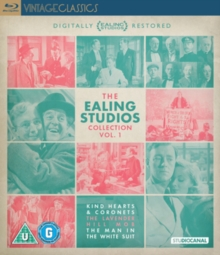 The Ealing Studios Collection: Vol. 1, Blu-ray