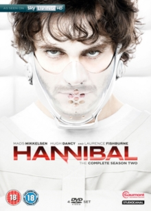 Hannibal: The Complete Season Two, DVD