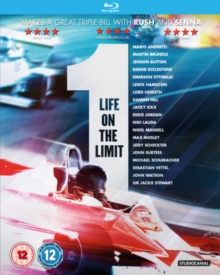 1: Life On the Limit, Blu-ray