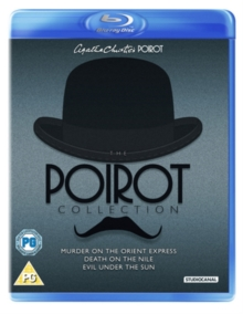 The Poirot Collection, Blu-ray