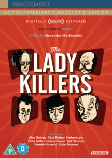 The Ladykillers, DVD