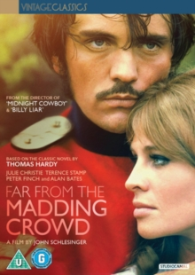 Far from the Madding Crowd, DVD