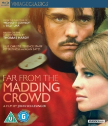 Far from the Madding Crowd, Blu-ray