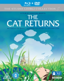 The Cat Returns, Blu-ray