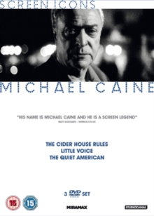 Michael Caine Collection, DVD