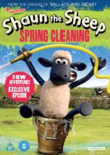 Shaun the Sheep: Spring Cleaning, DVD