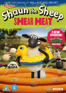 Shaun the Sheep: Shear Heat, DVD