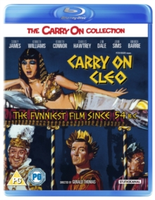 Carry On Cleo, Blu-ray