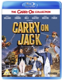 Carry On Jack, Blu-ray