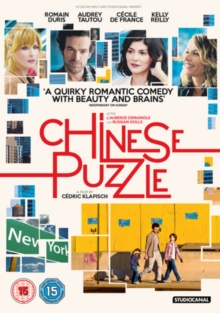 Chinese Puzzle, DVD