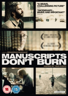 Manuscripts Don't Burn, DVD  DVD