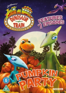 Dinosaur Train: Pumpkin Party, DVD
