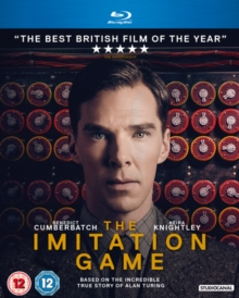 The Imitation Game, Blu-ray