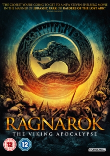 Ragnarok - The Viking Apocalypse, DVD