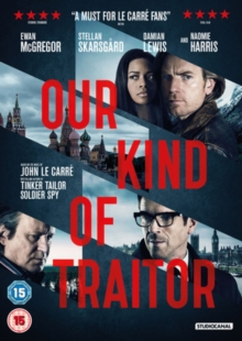 Our Kind of Traitor, DVD